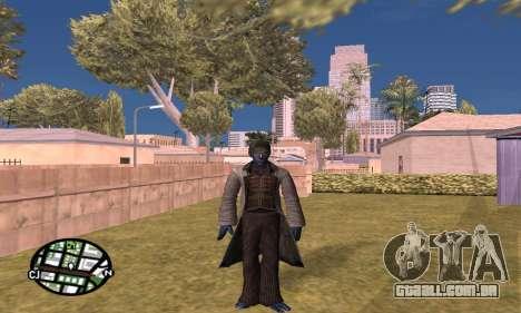 Nightcrawler Skins Pack para GTA San Andreas segunda tela
