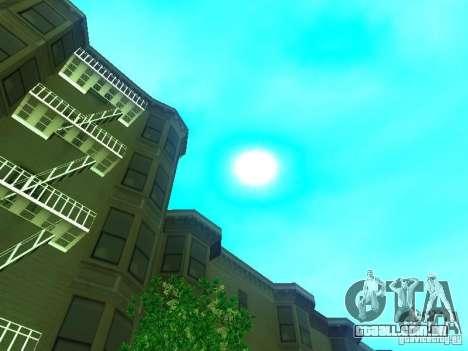 Novo Mod de cor para GTA San Andreas décimo tela