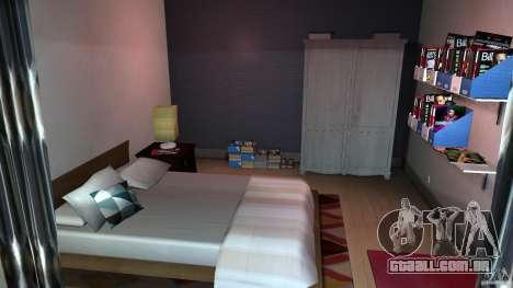 Retextured Lopez Apartment para GTA 4 terceira tela