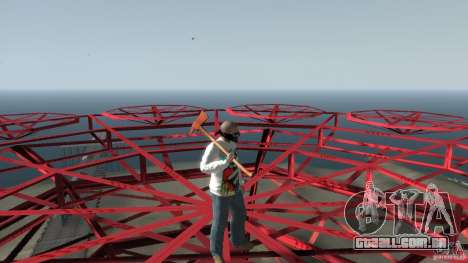 Accetta da pompiere para GTA 4 terceira tela