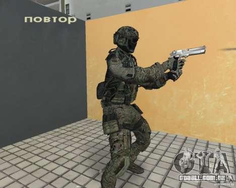 Frost do CoD MW3 para GTA Vice City sexta tela