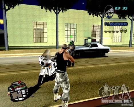 Not ENB para GTA San Andreas