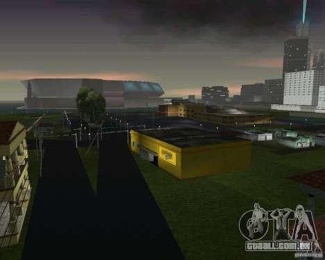 Volta para o futuro de Hill Valley para GTA Vice City oitavo tela
