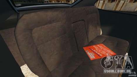 Saab 900 Coupe Turbo para GTA 4 vista lateral