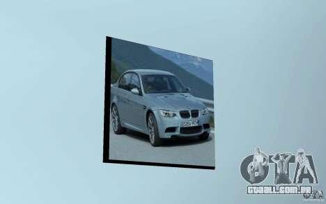 Concessionária BMW para GTA San Andreas terceira tela