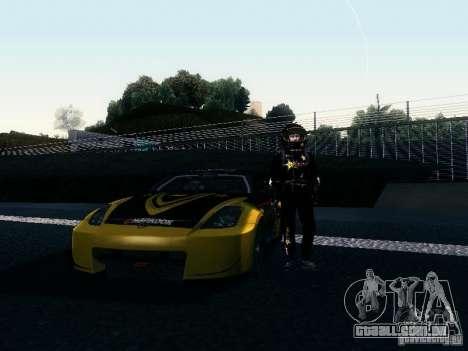 Race Ped Pack para GTA San Andreas segunda tela