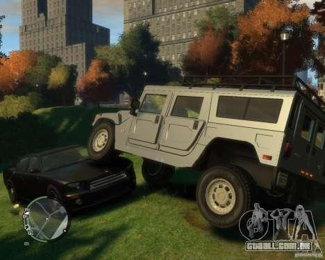 Hummer H1 para GTA 4