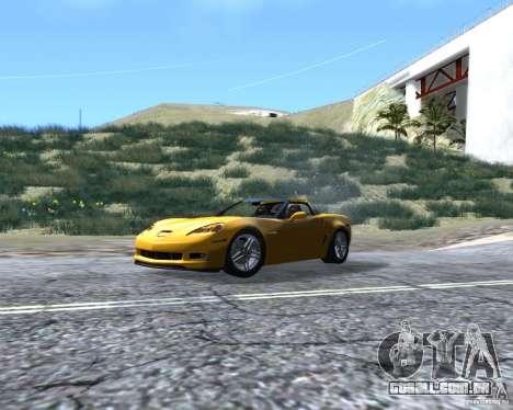 ENB Series by LeRxaR v 2.0 para GTA San Andreas segunda tela
