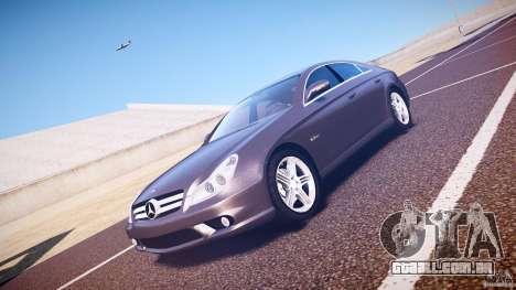 Mercedes-Benz CLS 63 para GTA 4