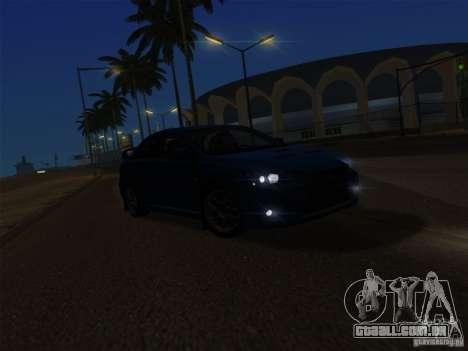 IG ENBSeries v2.0 para GTA San Andreas quinto tela