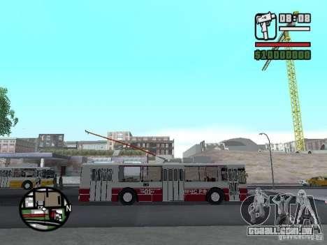 ZiU-682G-017 (682G0N) para GTA San Andreas