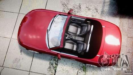 Mazda MX-5 Miata para GTA 4 vista direita
