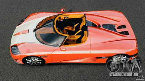 Koenigsegg CCX 2006 v1.0 [EPM][RIV] para GTA 4