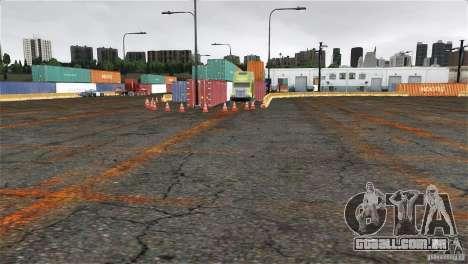 Blur Port Drift para GTA 4 por diante tela