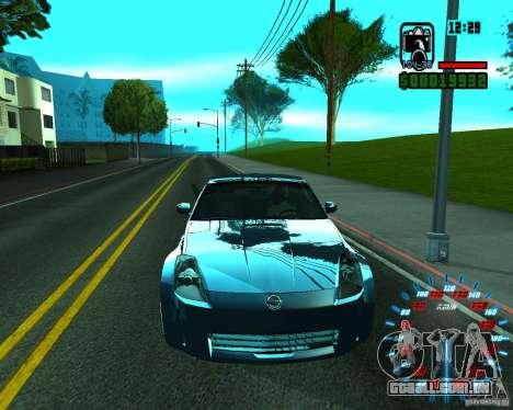 ENB by Makc para GTA San Andreas segunda tela