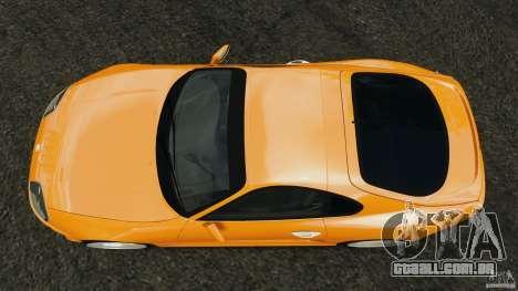 Toyota Supra Tuning para GTA 4 vista direita