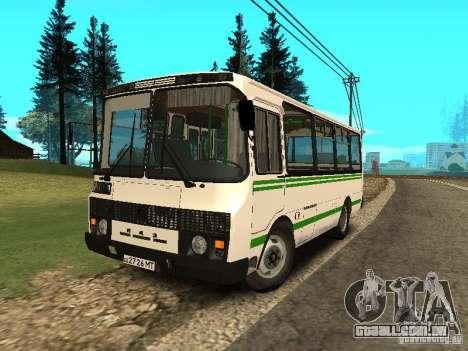 SULCO 32053 para GTA San Andreas