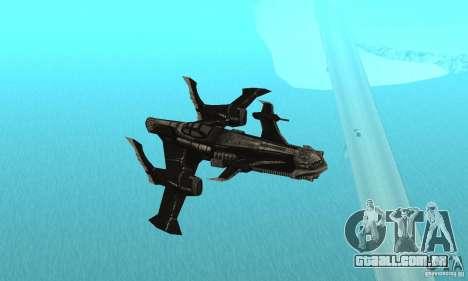 Hydra TimeShift Skin 2 para GTA San Andreas