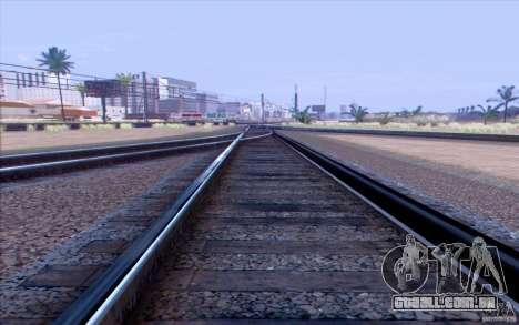 COMBOIO Russo versão v 1.0 para GTA San Andreas segunda tela