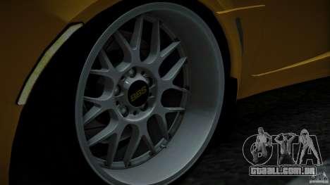 Lotus Exige Track Car para GTA San Andreas vista superior