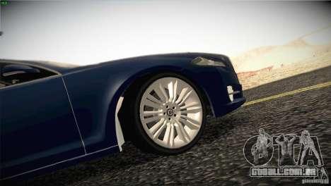 Jaguar XJ 2010 V1.0 para o motor de GTA San Andreas