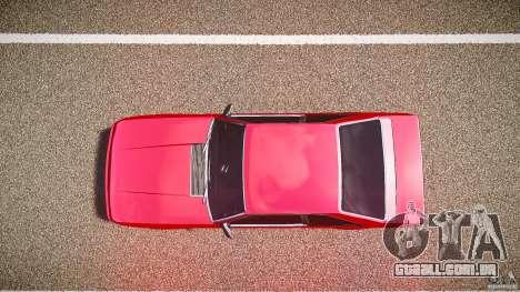Ford Mustang GT 1993 Rims 2 para GTA 4 vista direita
