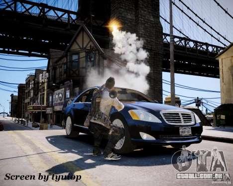 Modern Warfare 3 Soap Africa para GTA 4 quinto tela