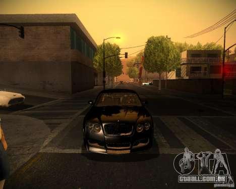 ENBSeries Realistic para GTA San Andreas décimo tela