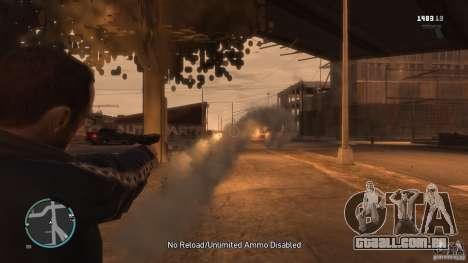 Arma-lança-mísseis para GTA 4