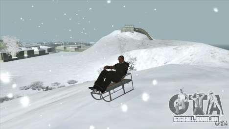 Sledge para GTA San Andreas