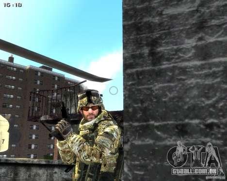 Micro Uzi para GTA 4 quinto tela
