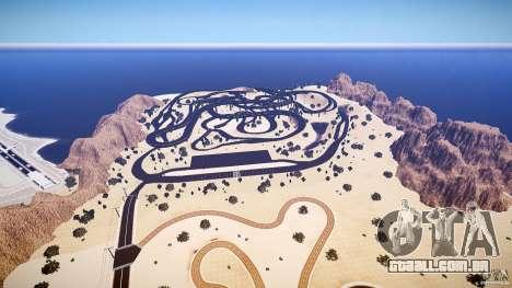 Dead Race Island para GTA 4 segundo screenshot