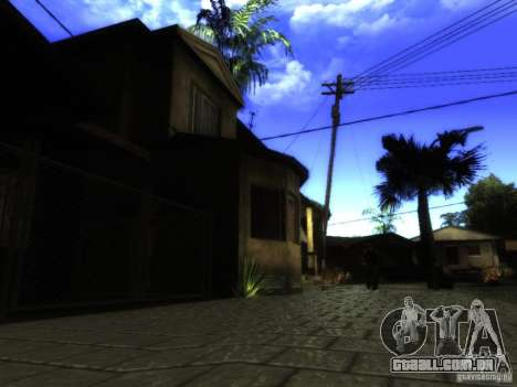ENB Series Project BRP para GTA San Andreas sexta tela