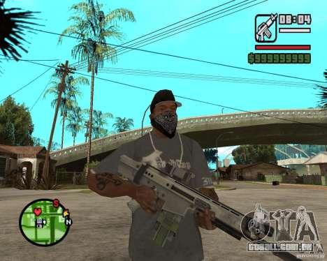 Aplicações de arco para GTA San Andreas