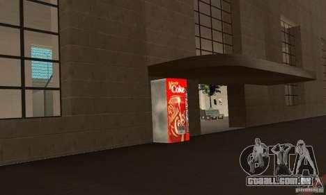 Cola Automat 5 para GTA San Andreas segunda tela
