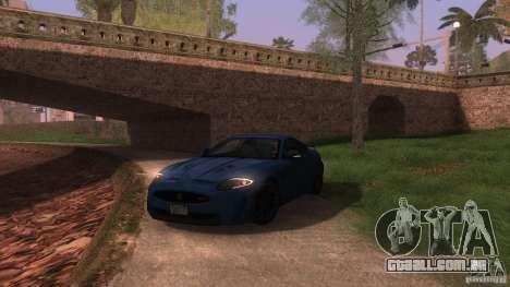 Sunny ENB Setting Beta 1 para GTA San Andreas por diante tela