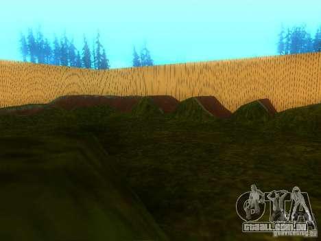 Moto Track Race para GTA San Andreas segunda tela