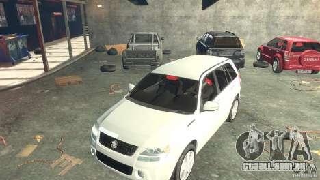 ENB Series para GTA 4 por diante tela