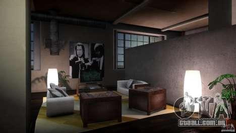 New texture for Algonguin savehouse para GTA 4 segundo screenshot