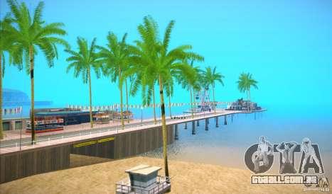 ENBSeries for SA-MP para GTA San Andreas terceira tela