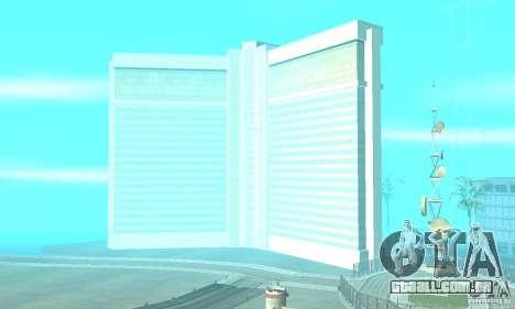 Drift City para GTA San Andreas terceira tela