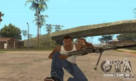 Intervenšn de Call Of Duty: Modern Warfare 2 para GTA San Andreas oitavo tela