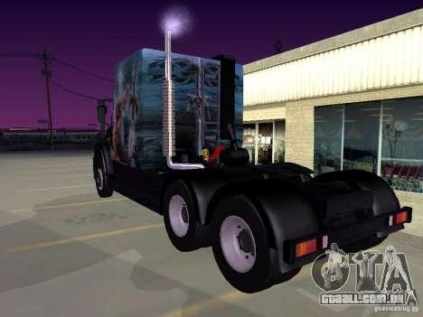 SuperZiL v. 1 .0b para GTA San Andreas esquerda vista
