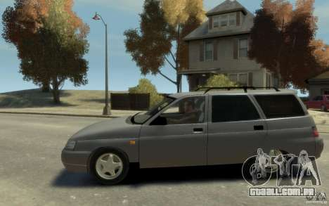 Lada ВАЗ 2111 para GTA 4 esquerda vista