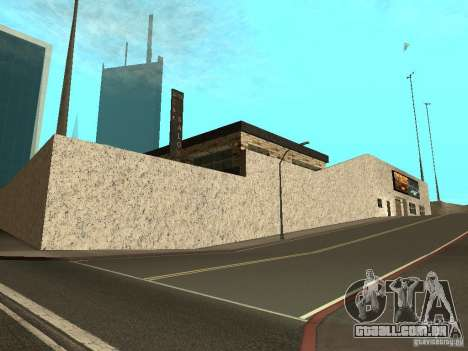San Fierro Car Salon para GTA San Andreas segunda tela