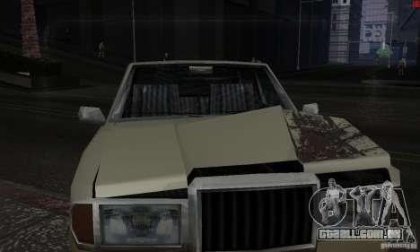 Novas texturas para auto para GTA San Andreas
