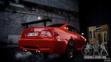 BMW M3 GT-S V.1.0 para GTA 4 esquerda vista
