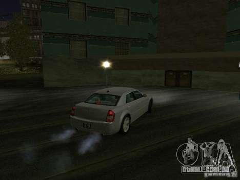 Chrysler 300C HEMI 5.7 2009 para GTA San Andreas vista direita