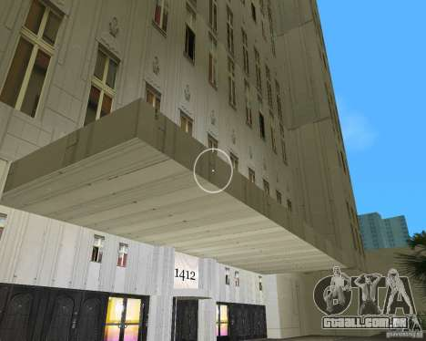 New Downtown: Hospital and scyscrap para GTA Vice City terceira tela