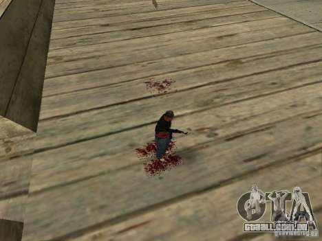 Morte real para GTA San Andreas